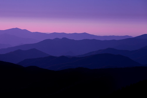 Smoky Mountain Sunset | by Kevin Stewart Photography