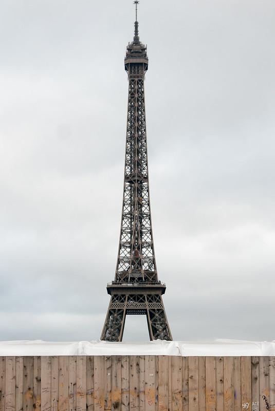 COP21 Paris Trocadero