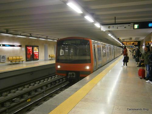 Transporte publico Lisboa