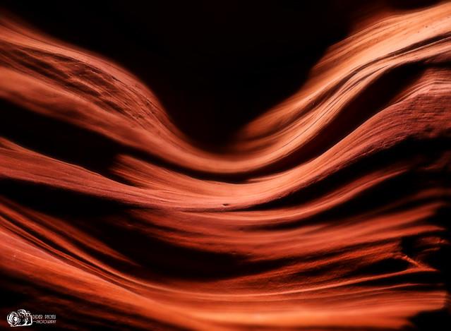 Stone Waves - Upper Antelope Canyon - Arizona - USA
