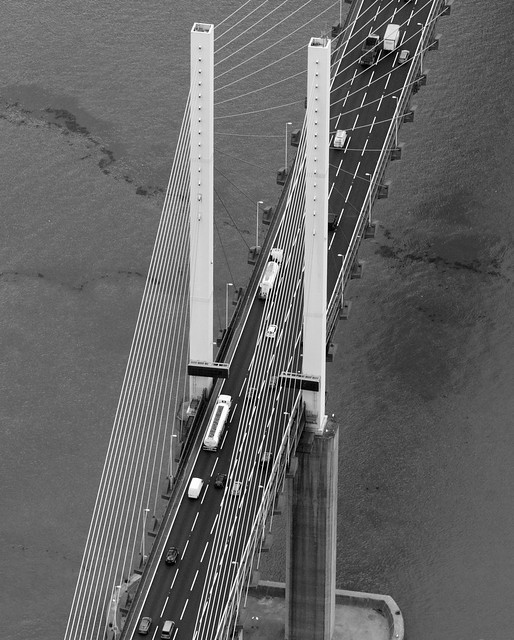 Queen Elizabeth II Bridge - Dartford Crossing
