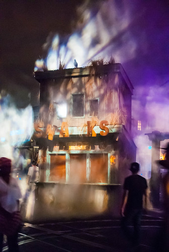 Halloween Horror Nights 25 TM Preview | by hhn_dollfie
