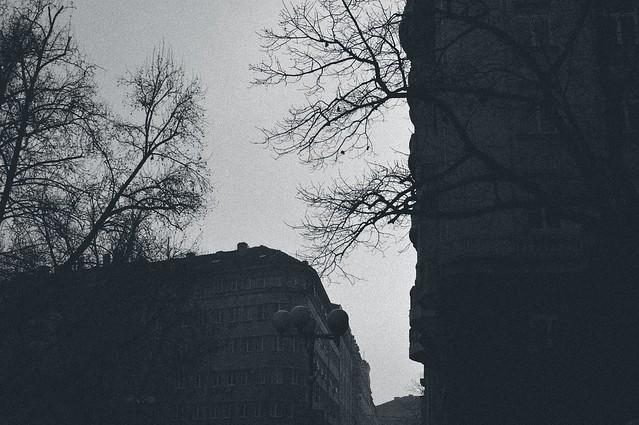 A walk in Sofia