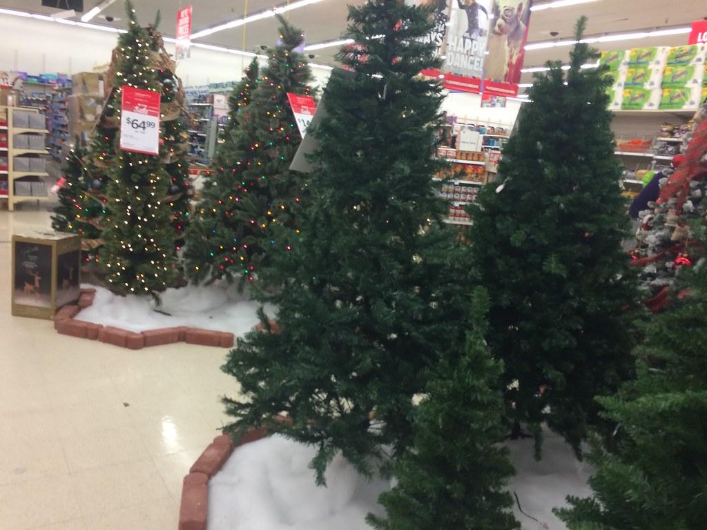 Kmart Christmas Trees.Tulsa Oklahoma Kmart Christmas Trees Javier Luevano Flickr