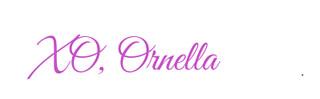 xo ornella | by ornella.sacre