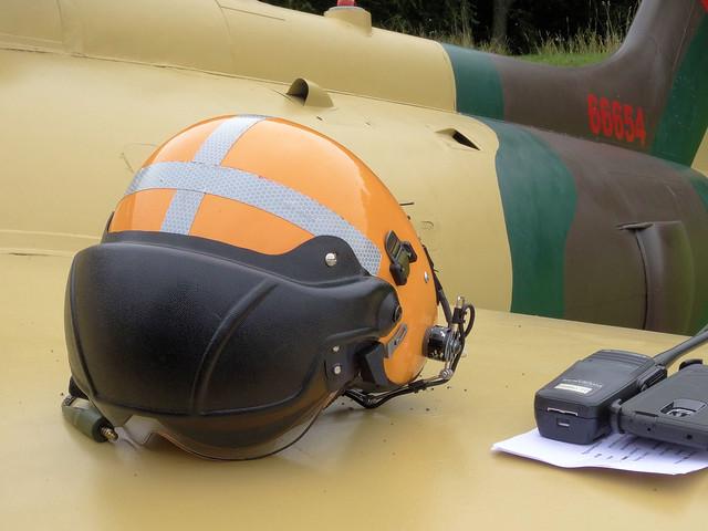 L-29 Delfin Pilot Helmet
