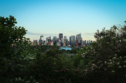 mike roberts skyline | by House of Blue Skies - RE:ACT Calgary Project