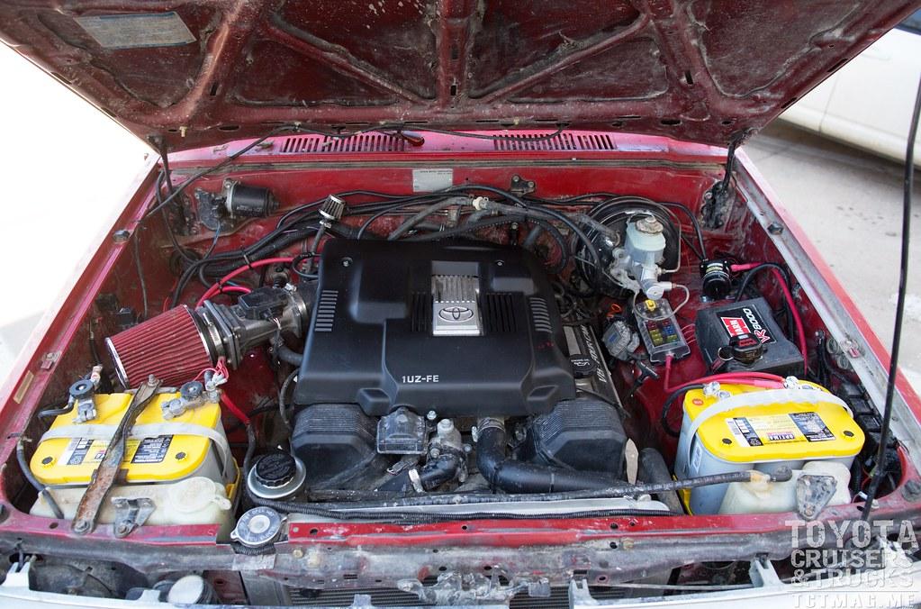 First Gen 4Runner + Lexus V8 - Toyota Cruisers & Trucks
