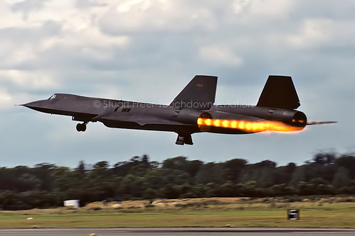 61-7979 SR-71A 9th SRW, Beale AFB, Ca. | by Stuart Freer - Touchdown Aviation