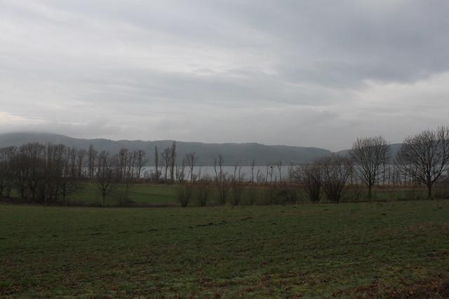 Dezember am Laacher See