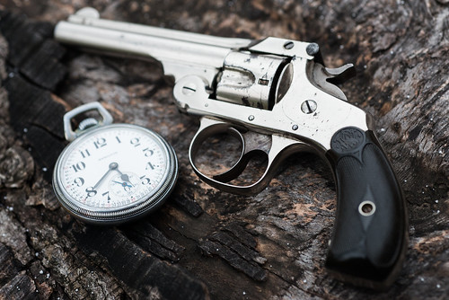 Smith and Wesson 32 DA