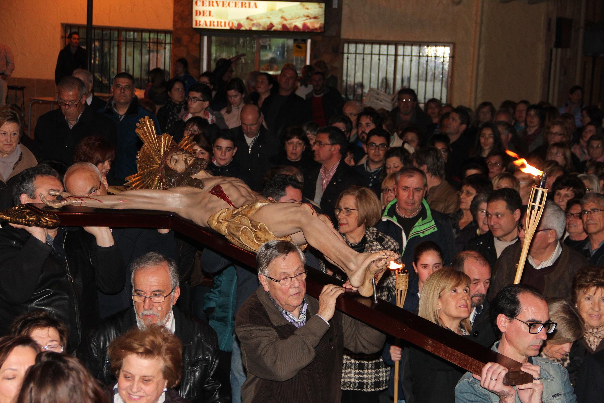 (2015-03-27) - VI Vía Crucis nocturno - Antonio José Verdú Navarro (36)