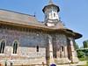 14 Moldovița-Kloster in der Bukowina