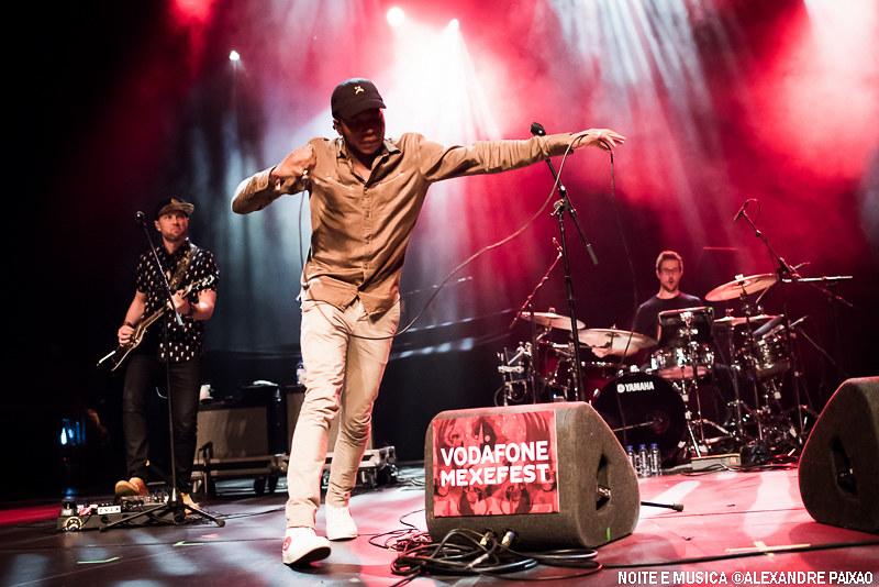 Gallant - Vodafone Mexefest '16
