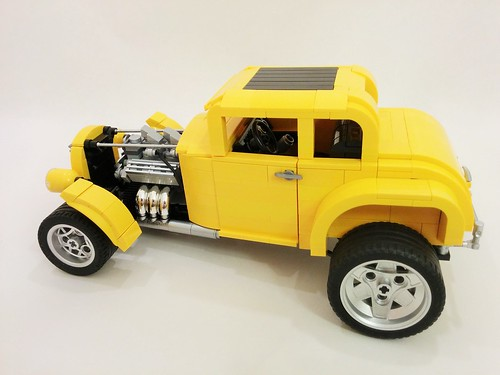 32 ford side