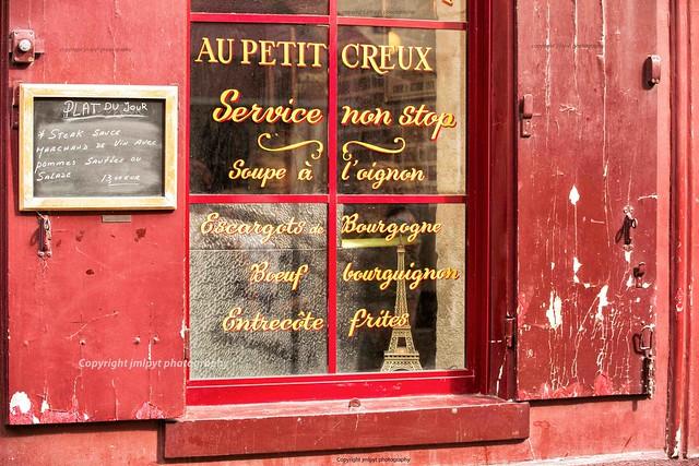 Restaurant at Montmatre, Paris