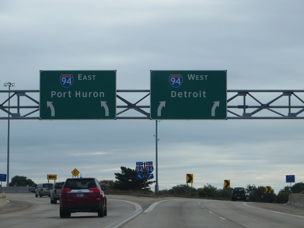 Michigan City Chrysler >> Junction of Interstate 696 and 94, Roseville, Michigan ...