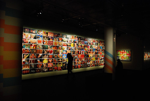 Exposition in Stockholm's Fotografiska Museum