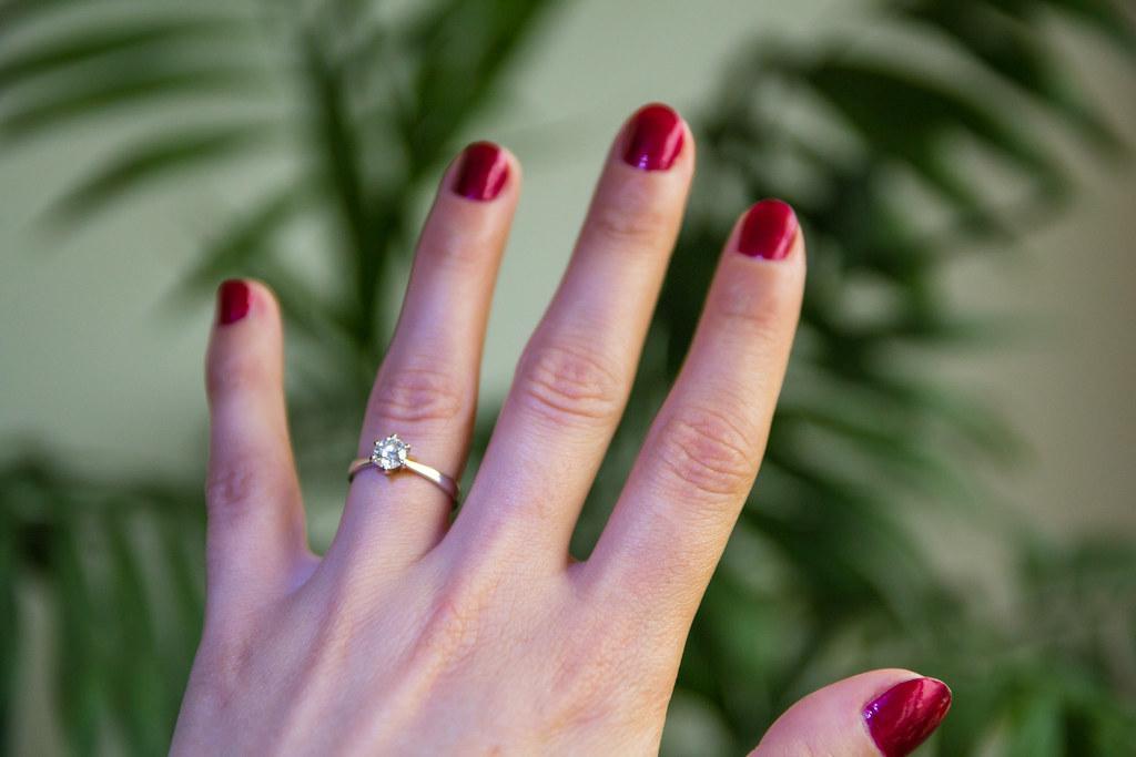 She said YES by Daniel Mihai