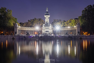 Buen Retiro Park, Madrid, Spain | by Jaime Viñas