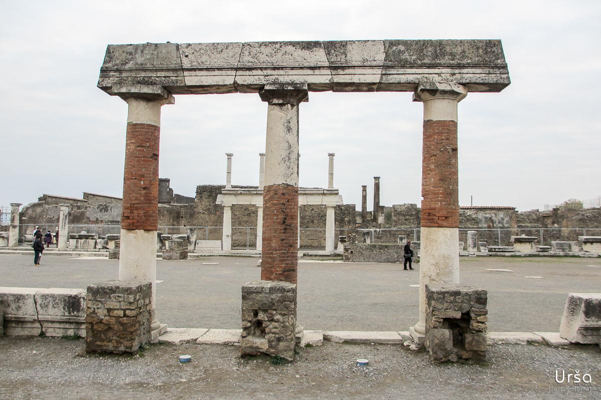 Rim, Neapelj, Pompeji