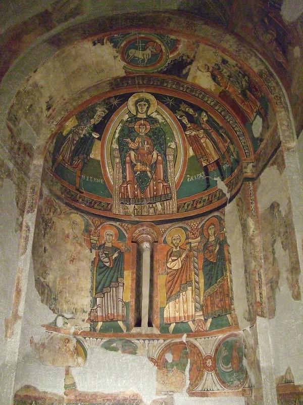 Ábside de Santa María de Tahüll