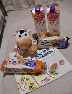 Magnolia Oat Plus Milk Banana Bread | by Cheryl_Chia