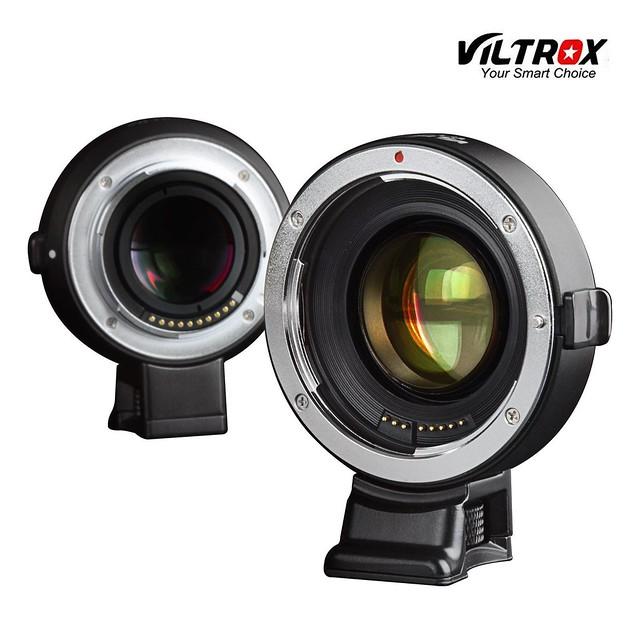 Viltrox ƒ Booster EF-E mount AF