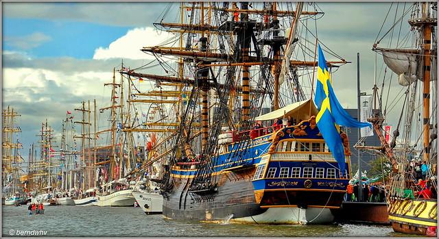 Bremerhaven / Tallships