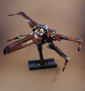 Steampunk X-Wing
