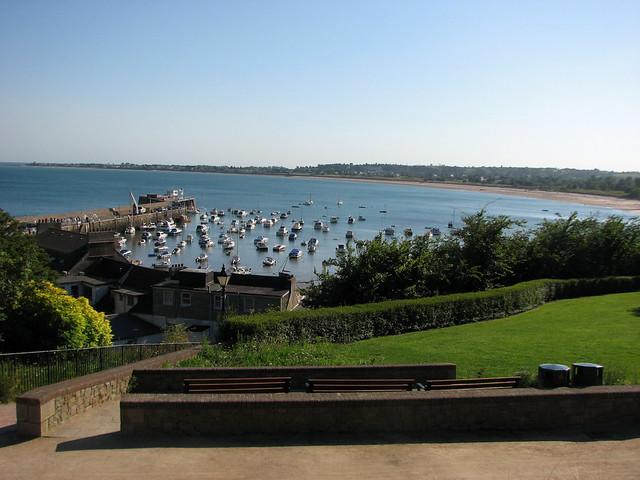 Gorey Harbour