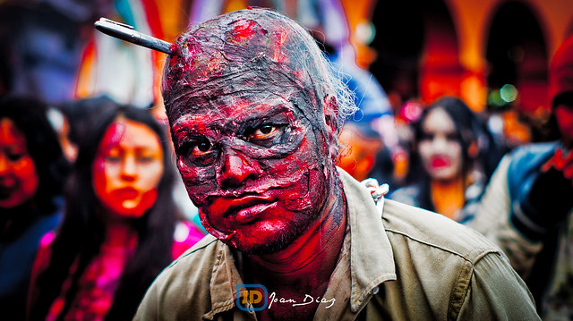Godínez Zombie