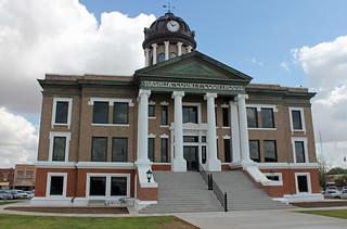 Washita County Courthouse | by Jeffrey Beall