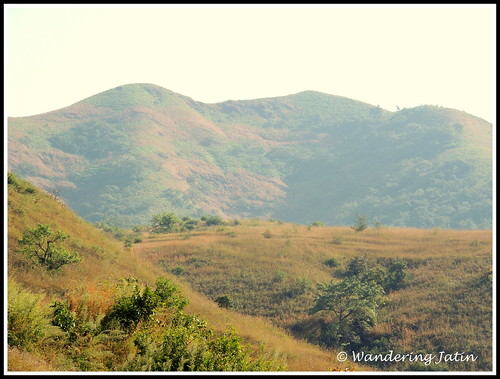 Enroute rajgad - Panorama   by wanderingjatin