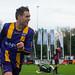 VVSB - OJC Rosmalen 3-0 Topklasse zondag Knvb 2015 2016