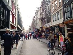 Damstraat, Amsterdam, July 2015