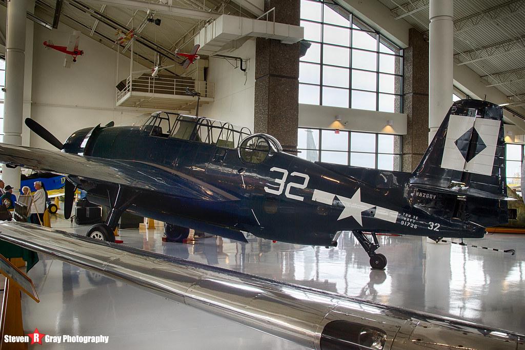 N5260V 91726 32 - 4631 - US Navy - General Motors TBM-3E A ...