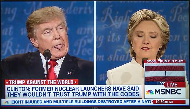 Trump Against The World