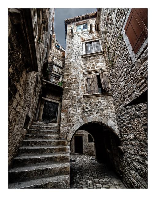 Old Street of Trogir II
