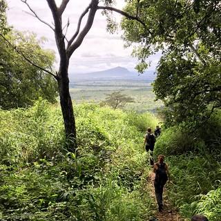 Hiking Krobo