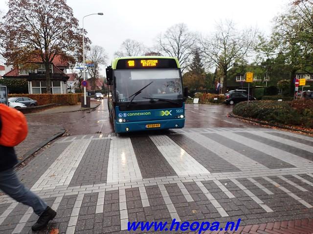 2016-11-09  Gooimeer tocht   25 KM   (131)