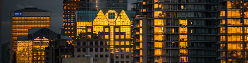 2016 canada nikon nikond750 nikonfx tedmcgrath tedsphotos vancouver vancouverbc vancouvercity sunrise buildings reflection sunreflection