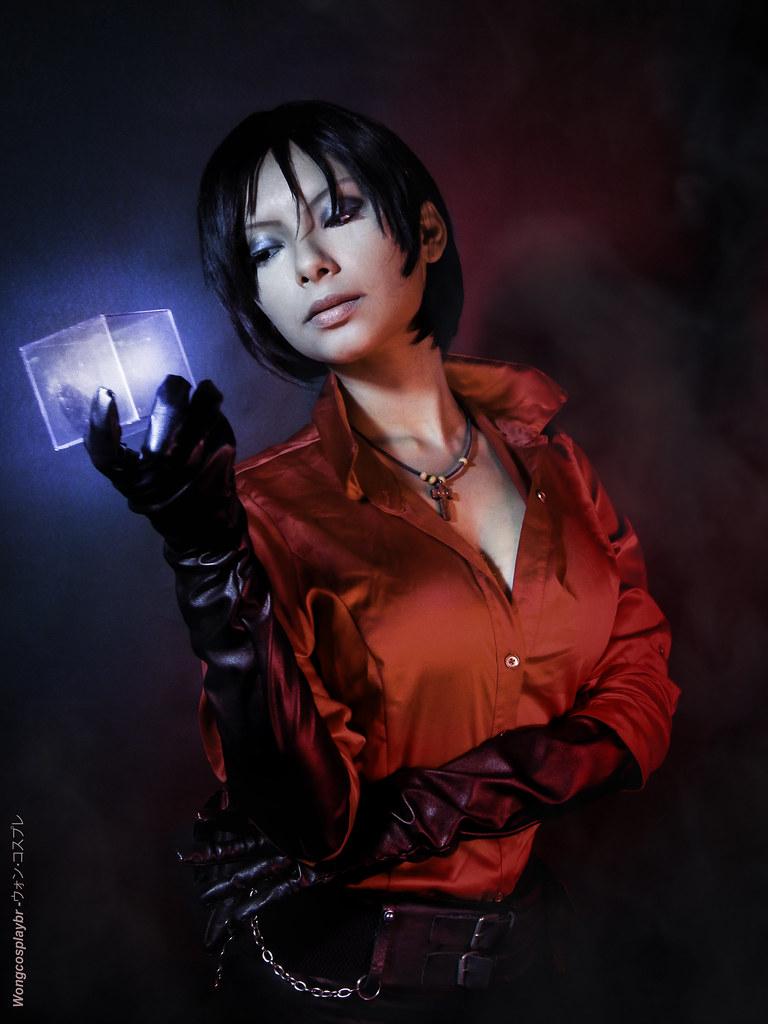 Ada Wong Resident Evil 6 Ada Wong Cosplay Resident Evil 6 Flickr