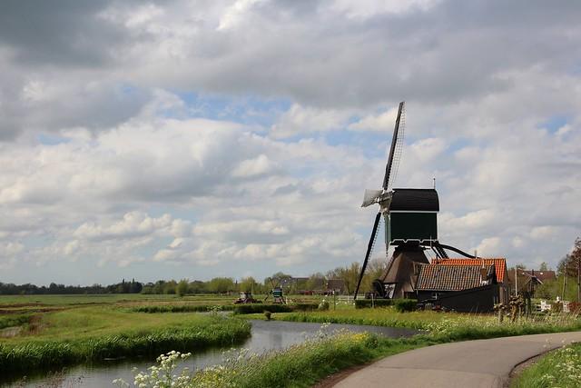 Nederland - Zuid-Holland - Vlist - Bonrepas - 1600