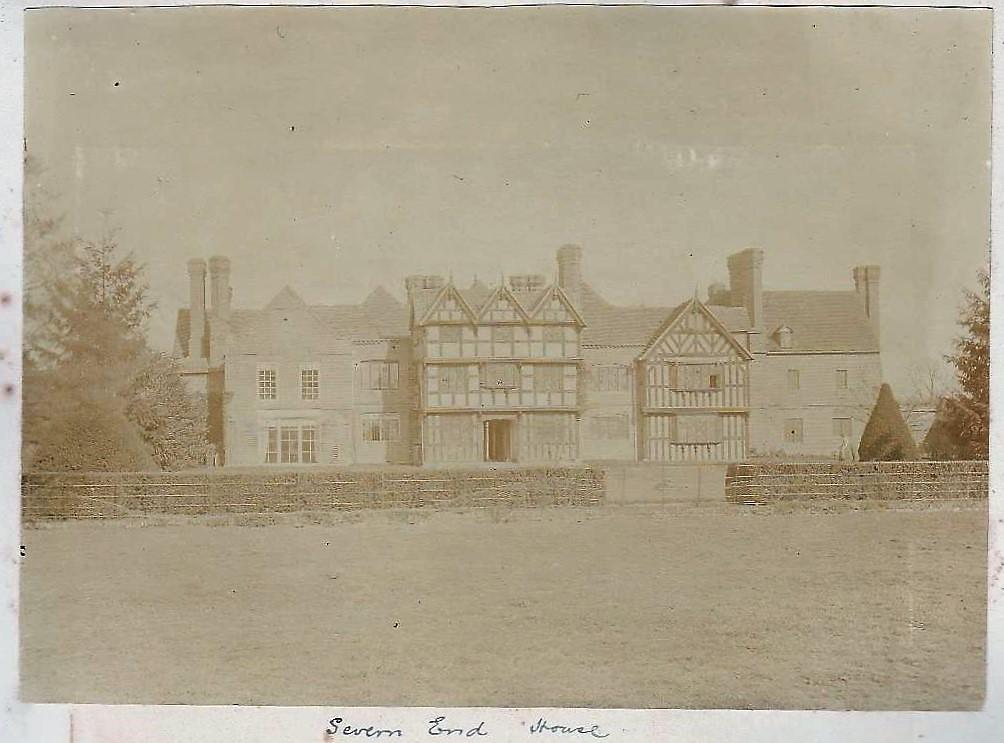 ... Hanley Castle, Worcestershire, England - pre 1896 - by Aussie
