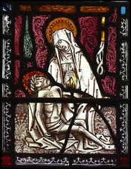 Pieta: Christ brought down from the cross (German, 15th Century)