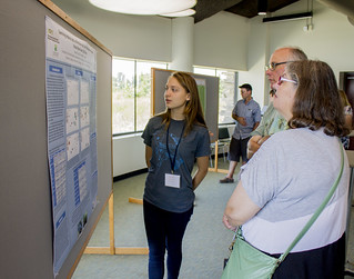 Research Experience for Undergraduate (REU) Poster Session