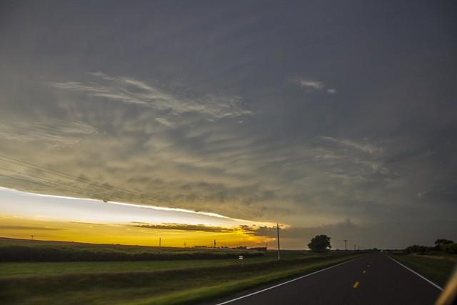 081315 - Mid August Nebraska Thunderstorms