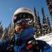 Autoportrét jako důkaz, že SNOW imráz byly na místě, foto: Petr Socha - SNOW