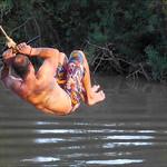 60.Steve Swinging
